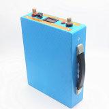 Hxx 12V60ah Pack de batterie au lithium-phosphate de fer Boîtier en ABS BMS Téléphone mobile d'alimentation rechargeable