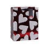Нашивка дня Valentine производит мешки подарка сувениров косметик бумажные