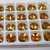 Cordões de pedras costurar sobre acessórios de vestuário cordões de cristal por grosso