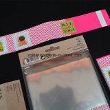 Sac de plastique transparent BOPP alimentaire