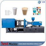 Kundenspezifische horizontale mit hohem Ausschuss Einspritzung, die Maschine für Plastikcup herstellt