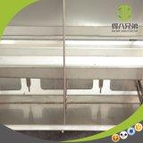 Sst304 alta calidad mojada y seca de las caras del alimentador dos anticorrosión