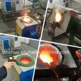 Печь металла серебра золота платины электрической индукции плавя