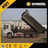 熱い販売6*4 366HP HOWO鉱山のダンプトラック