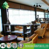 Présidences modernes de rotin de meubles d'entrée de meubles de Foshan et Tableaux en bois