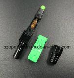 Оптоволоконный быстрый разъем для оптоволоконного кабеля