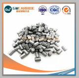 Восьмиугольные Pillared Tunsgten вставки из карбида кремния для добычи полезных ископаемых