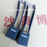 As vendas da escova de carbono grafite de alta qualidade EG224