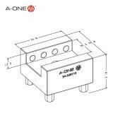 Стальной держатель U30 для тонуть CNC EDM (3A-520115)
