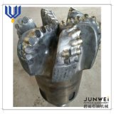 Буровой наконечник диаманта PDC дюйма второй руки 8 1/2 для трудного образования