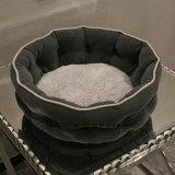 Base rotonda del cane della Camera del sofà della base del cane delle basi del gatto del cane di animale domestico sulla vendita