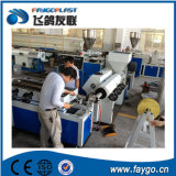 Производственная линия трубы из волнистого листового металла PP одностеночные/линия трубы из волнистого листового металла