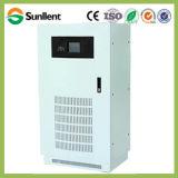 再生可能エネルギーシステムのための360V 380V120kwの三相ハイブリッド太陽インバーター