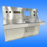Corte de la soldadura del corte del laser que dobla la fabricación de metal modificada para requisitos particulares de hoja del servicio
