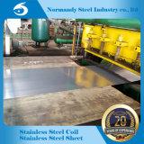 Mill Supply 430 No miroir 8/8K/hr/Cr Tôles en acier inoxydable