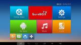 Caixa Android E6 da Ajustar-Parte superior da tevê com Rk3229 Quad-Núcleo 1+8GB