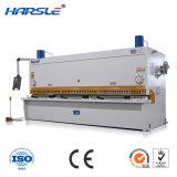 CNC het Scheren van de Guillotine Scheerbeurt van de Straal van de Schommeling van de Machine de Hydraulische