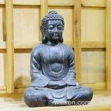 Het hete Standbeeld van Boedha van het Decor van de Tuin van de Verkoop Goedkope Antieke