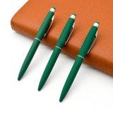 Gummifertigstellungs-Metallnoten-Kugel-Feder-überzogene Schreibkopf-Gummifeder für Telefon (LT-E093)