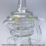 OEM/ODM comerciano il tubo all'ingrosso di acqua di vetro del riciclatore dell'impianto offshore per fumare