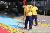 マットの水の基づいた屋外の床のペンキのコーティング