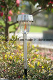 New Promation Stainless Steel Solar Garden Lamp Outdoor Decoration Solar LED Light