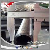 Tubo de acero laminado en caliente Dn 15 de carbón de ERW-- Dn200