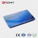 Cartão de papel do bilhete do preço de fábrica RFID para o transporte