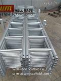 Стальные трубчатые Cuplock Cuplock лестницы доступа для тяжелого режима работы стали лестницы
