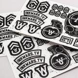 De waterdichte Digitale VinylAuto van de Sticker van de Druk