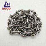 Catena a maglia standard dell'acciaio inossidabile Nacm90