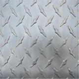 1, 2&5 het Staven In reliëf gemaakte Blad/de Plaat van het Aluminium voor Decoratie