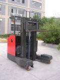 2 caminhão de Forklift elétrico direcional do alcance da tonelada 6m Vna 4