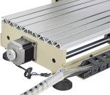 CNCのルーター4の軸線CNCのカッターを切り分ける3D木版画