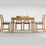 固体木のダイニングテーブルの居間の家具(M-X2912)