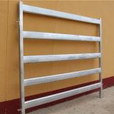 Bewegliche preiswerte Vieh-Panels des ovalen Gefäß-115*42