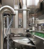 2018 coupelle en plastique d'eau automatique et l'étanchéité de la machine de remplissage de liquide