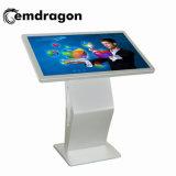 Anzeigen-Spieler Multi-Berühren ein 32 Zoll-Download-Anzeigen-Spieler mit Hochleistungs- LCDdigital dem Signage-Foto-Stand-Kiosk LCD, der Bildschirmanzeige mit USB-Ableiter-Karte bekanntmacht