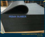 500*500mm Gummi-Bodenbelag verwendete Spielplatz-Fliesen