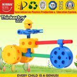 Os miúdos mini Buliding educacional obstruem brinquedos