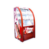 Охладитель открытой выкладки супермаркета/холодильник открытой выкладки с высоким качеством