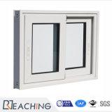 광저우 공장 석쇠 디자인 UPVC 단면도 미끄러지는 Windows