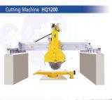 Automatische Granit-Finanzanzeige-Ausschnitt-Maschine für das Aufbereiten des Steindenkmales