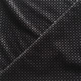 100% de poliéster tricotadas sofá com tecido de estampar Velvet