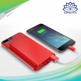 cargador de batería inalámbrico Pinza posterior caso Banco de potencia para el iPhone 6 6s 6s 7 7 Plus