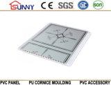 L'impression Panneau mural de plafond PVC / panneau de plafond en PVC brillant élevé en Chine