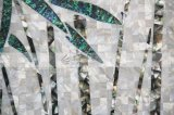 Talla de la madre del mosaico del shell del material de construcción caliente de la venta de Preal 2017