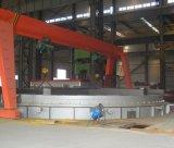 Fornace industriale verticale di trattamento termico