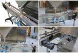 米(DC-B2)のための充填機の重量を量る自動びん詰めにする微粒