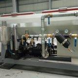 160 mm da linha de extrusão do tubo de PVC duplo
